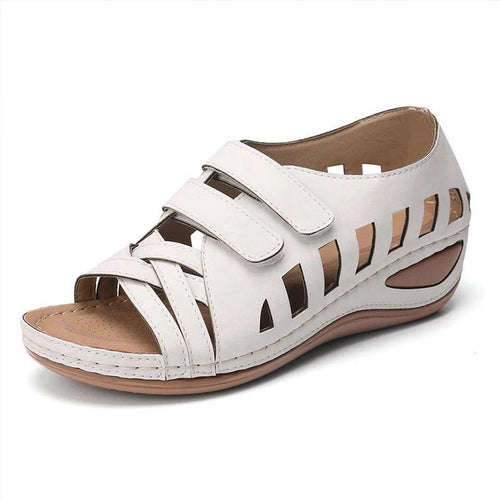 Woman Summer Velcro Sandals