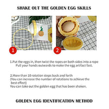 Load image into Gallery viewer, Golden Egg Maker Creative Cooking Tool