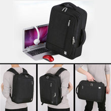 Load image into Gallery viewer, Dual-use large capacity backpack