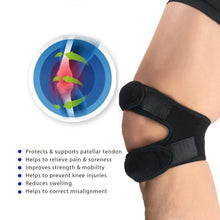 Load image into Gallery viewer, Knee Pain Relief & Patella Stabilizer Brace (1 Pair)
