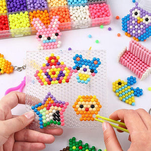 Magic Water Sticky Beads For Kids