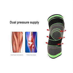 3D Adjustable Knee Brace For Pain Relief (Single)