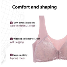 Load image into Gallery viewer, Front Closure Breathable Bra