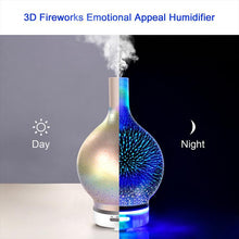 Load image into Gallery viewer, Colorful Glass Aroma Humidifier