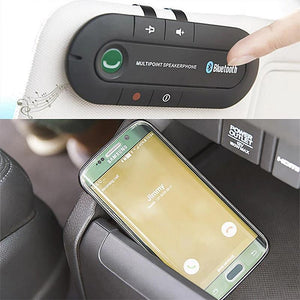 Bluetooth Car Visor Kit