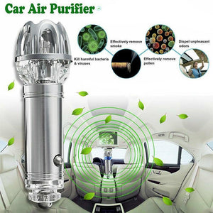 Carfresh pro - eliminates car odors, smoke, and allergens