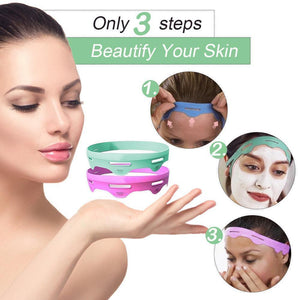 Anti-Wrinkle Face Lifting Band