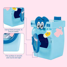 Load image into Gallery viewer, Big mouth washing machine toy