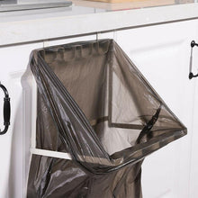 Load image into Gallery viewer, Hanging Metal Trash Bag Holder