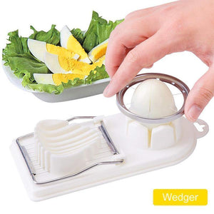 Egg Slicer & Wedger