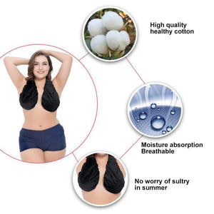 Comfortable Towel Bra