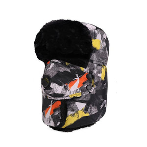 Cycling Windproof Winter Hat