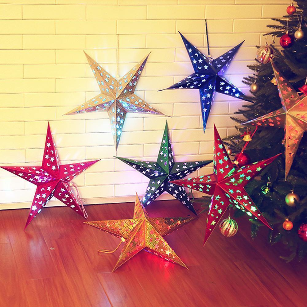 Christmas Good Idea Bling Bling Shining Star