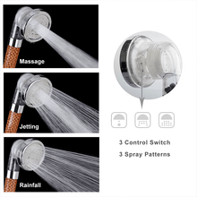 Load image into Gallery viewer, High-Pressure Ionic Filtration Shower Head