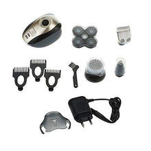 Load image into Gallery viewer, Men's 5 In 1 4D Rotary Shaver Rechargeable