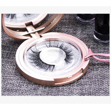 Load image into Gallery viewer, Magnetic Waterproof Eyelashes