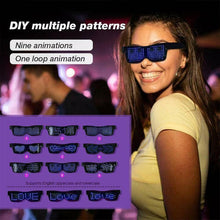 Load image into Gallery viewer, LED Glowing Glasses Party