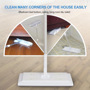 Flat Mop for Cleaning Hardwood and Floors