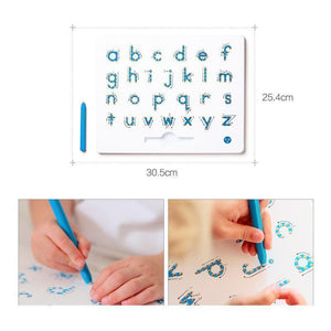 Magnetic Drawing Board For Kids Erasable