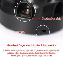 Load image into Gallery viewer, Lie Detector Electric Shock Toy