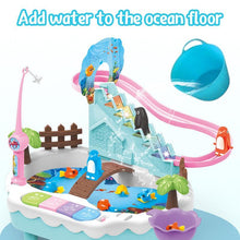 Load image into Gallery viewer, Magnetic Fishing Toy Pool Set