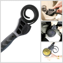 Load image into Gallery viewer, Adjustable Rubber Strap Wrench