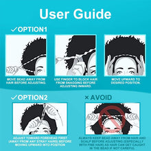 Load image into Gallery viewer, Adjustable Hairband Ponytail Holder