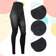 Load image into Gallery viewer, High-waist belly pants, women's tight body shaping pants