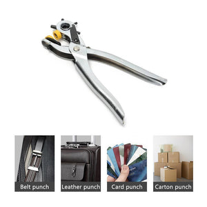 Multifunctional Hole Punch Tool