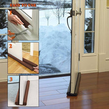 Load image into Gallery viewer, Hirundo Door Draft Stopper