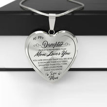 Load image into Gallery viewer, Heart shape commemorative Necklace