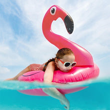Load image into Gallery viewer, Inflatable Flamingo Pool Float