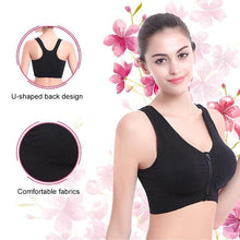 Load image into Gallery viewer, Bequee® Magic Zipper Comfort Bra