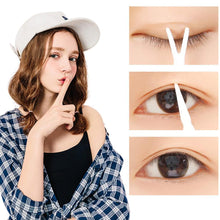 Load image into Gallery viewer, Invisible Double Fold Eyelid Shadow Sticker