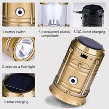 Load image into Gallery viewer, Multi-functional Outdoor Camping Light