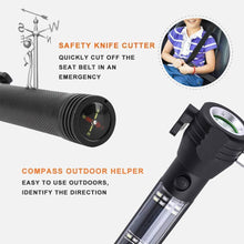 Load image into Gallery viewer, Multi-functional Emergency Flashlight