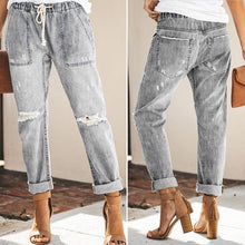 Load image into Gallery viewer, 2019 Fashionable Lady Jeans