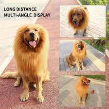 Load image into Gallery viewer, Lion Mane Wig for Dogs