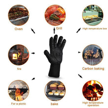Load image into Gallery viewer, Hirundo® BBQ Heat & Cut Resistant Gloves