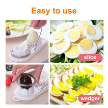Load image into Gallery viewer, Egg Slicer & Wedger