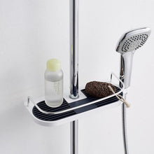 Load image into Gallery viewer, Multifunctional Shower Lift Bar Storage Rack