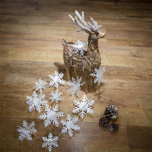 Load image into Gallery viewer, 3D Snowflake Decorations (6/12 PCs)