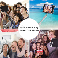 Load image into Gallery viewer, Bluetooth Selfie Stick Phone Case