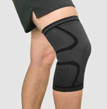 Load image into Gallery viewer, Elastic Knee Brace, Anti Slip Knee Support Compression Sleeves