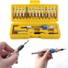 Load image into Gallery viewer, Domom 20 Pcs Drill Driver Screwdriver Set -High Speed Alloyed Steel