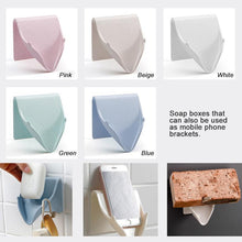 Load image into Gallery viewer, Creative Bathroom Soap Free-Hanging Holder
