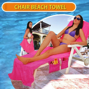 Lounger Beach Towel