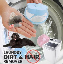Load image into Gallery viewer, Laundry Lint & Pet Hair Remover