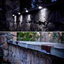 Load image into Gallery viewer, Innovative solar embedded outdoor waterproof light