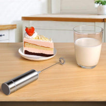 Load image into Gallery viewer, Electric Powerful Handheld Milk Frother